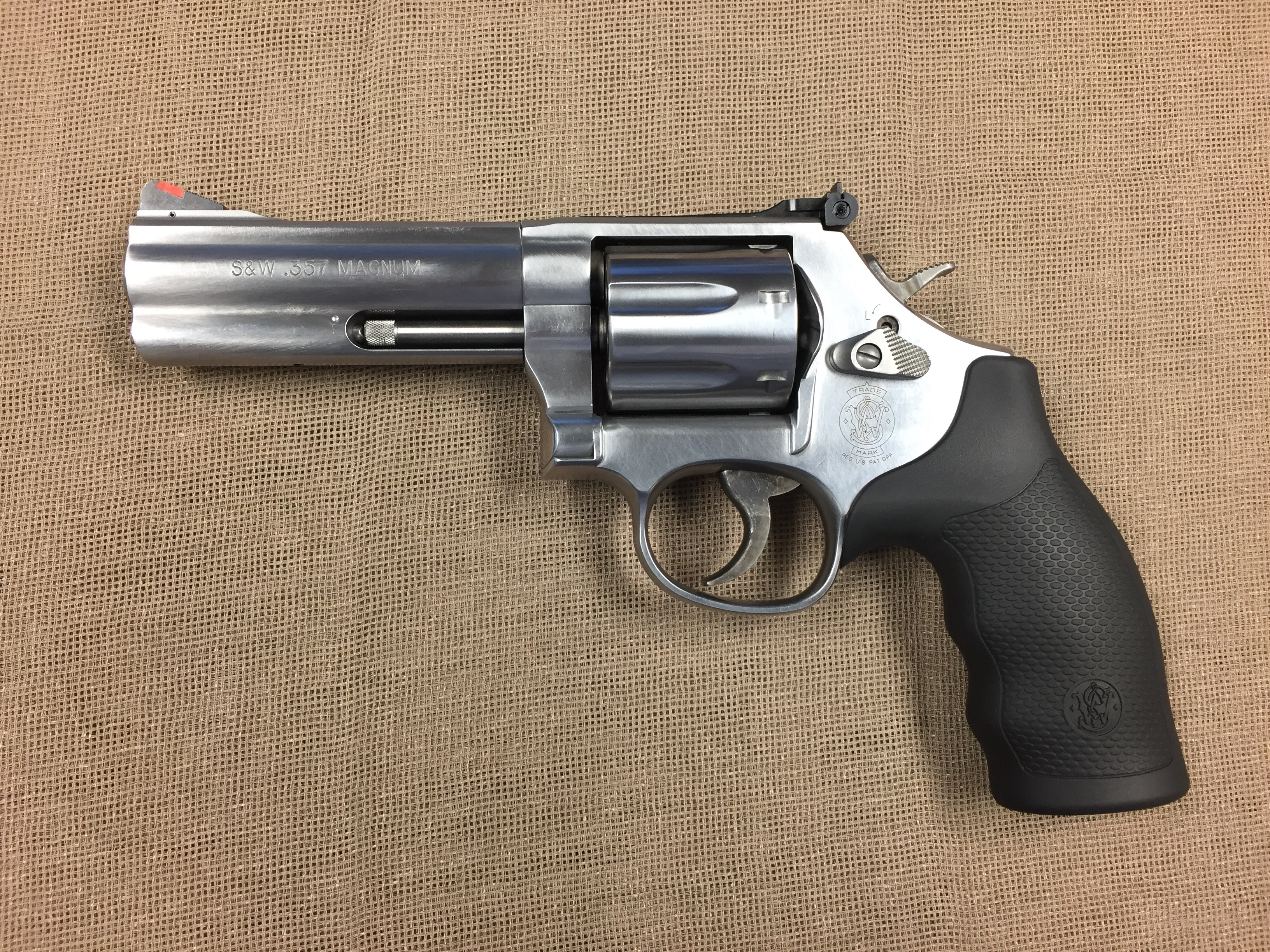 Smith Wesson Model 686 Plus 357 Magnum 4 Stainless