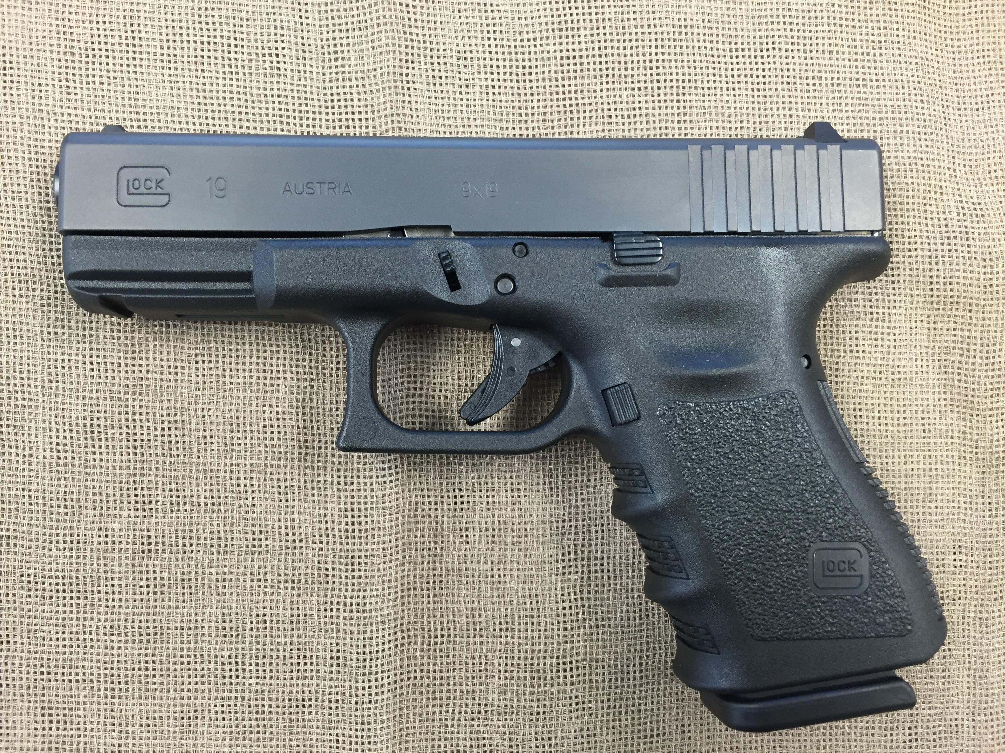 Glock Model 19 9mm auto – Saddle Rock Armory