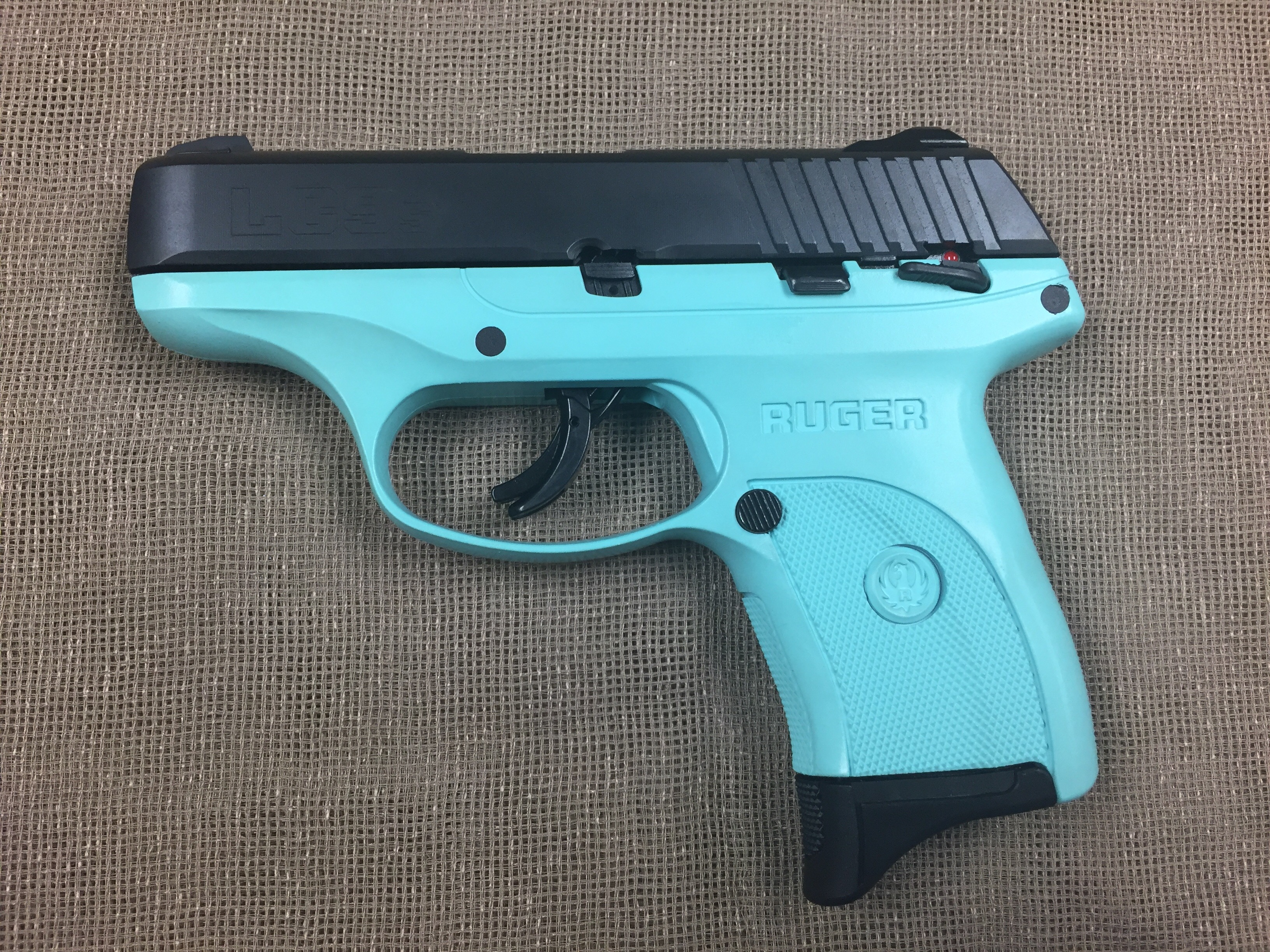Ruger Lc9s Talo Exclusive 9mm Tiffany