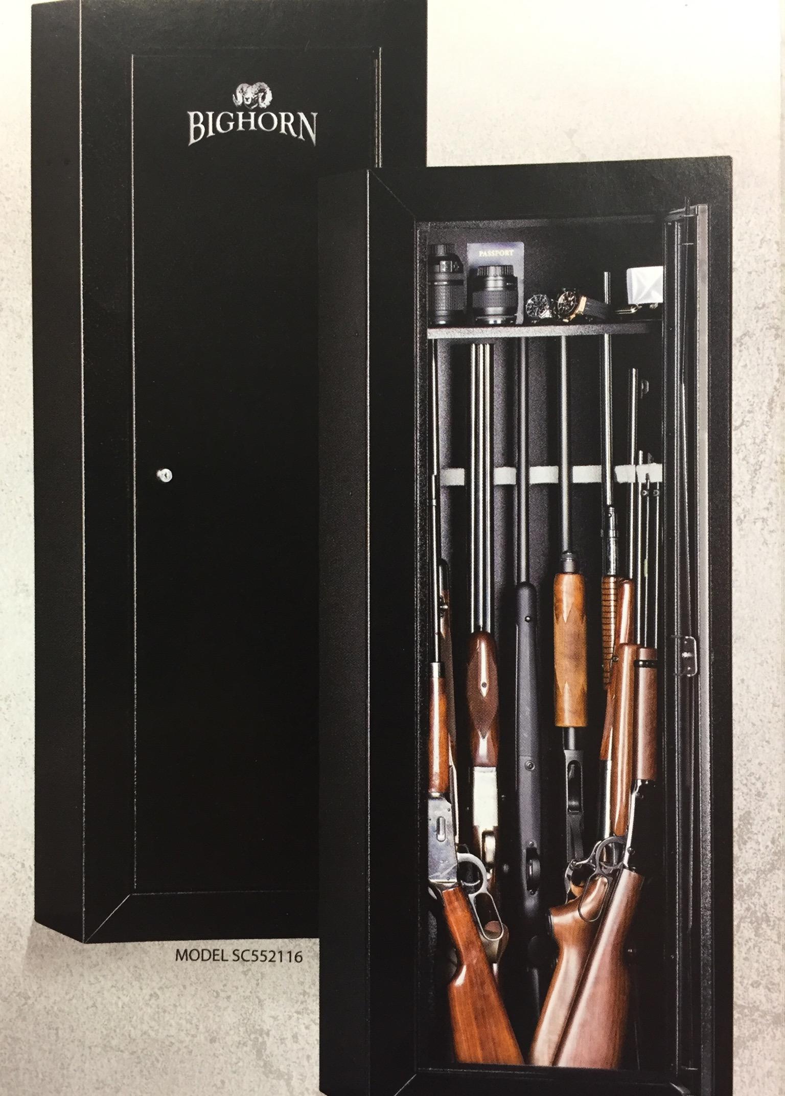 Beau Rhino Metals Bighorn Gun Cabinet ...