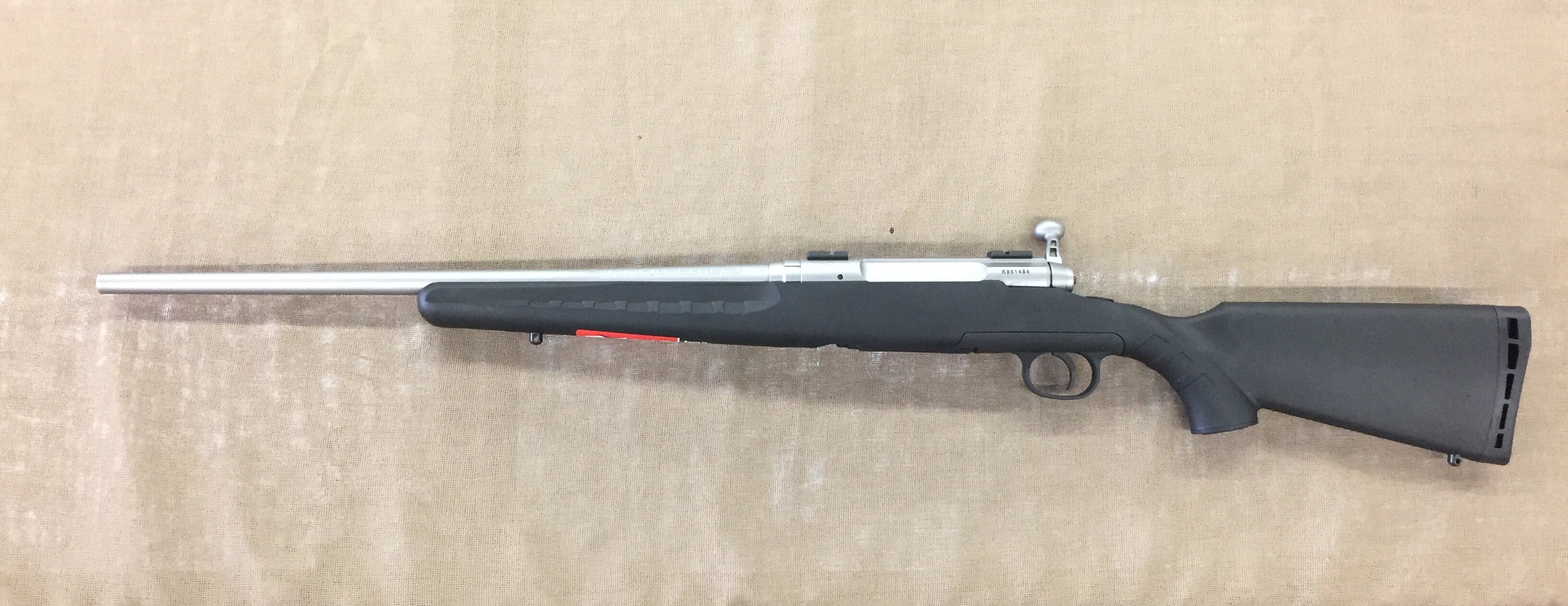 Savage Axis Youth model  243 Win bolt action stainless synthetic