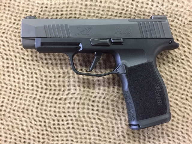 NEW!! Sig Sauer P365 XL- 9mm compact