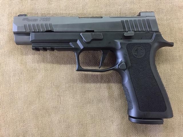Sig Sauer P320 X5 - 9mm